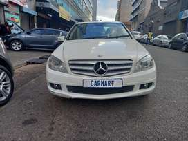 2010 M,ERCEDES BENZ C180 KPMPRESSOR WITH 95000KM
