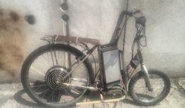 Электро скутер колесо