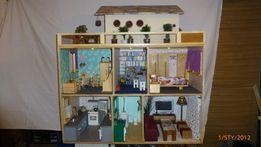Domek - apartament pod klucz dla Barbie