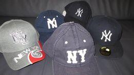 Демисезонные мужские кепки из Нью-Йорка