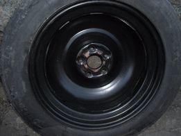 Rover 75 Koło zapasowe-dojazdowe + zestaw kluczy lewarek do koła..