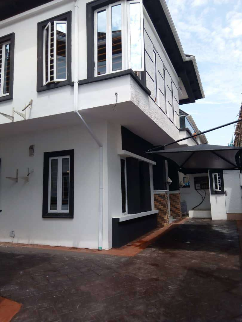 5 bedroom detached duplex for sale at chevy view estate 0