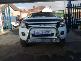 2012 Ford Ranger 2.2 6 speed