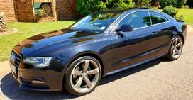 2013 Audi a5 quattro stronic coupe panaromic roof R199000