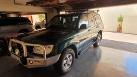 Land Cruiser 4.2 TD VX 100 series