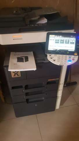Konica Minolta B423 copier machine...