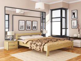 Деревянная кровать 800*1900 Рената Эстелла