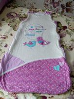 Теплый спальный мешок,спальник для малыша