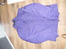 hitec kurka narciarska damska w kolorze fioletu