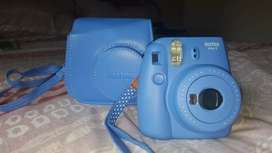 Instax mini 9 Blue