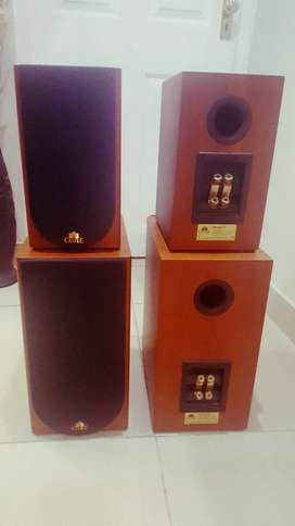 CASTLE KNIGHT HOME THEATER SYSTEM
