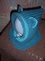 Шапка - шлем