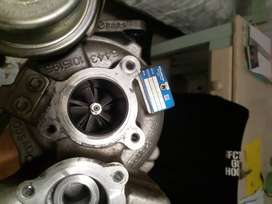 Ford Fiesta ST180 stock turbo with actuator