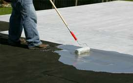 All types of waterproofing and roof painting