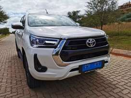 2020 Toyota Hilux 2.8 Double Cab Automatic