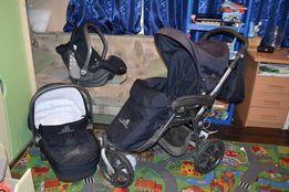 Универсальная трехколесная коляска Cam cortina evolution x3