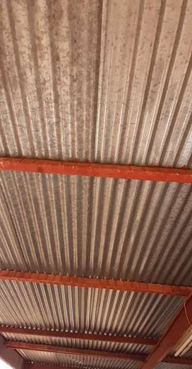 Roof sheeting ibr corrugated