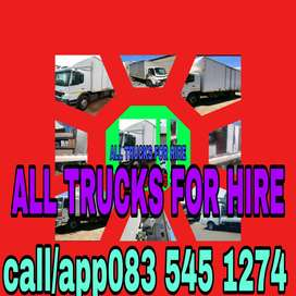 All trucks and cranes trucks for