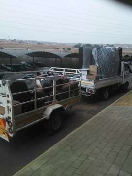 Trucks and bikkie for hire any tyme