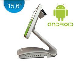 Android Сенсорный POS-терминал 15,6″ ПОС-компьютер для ресторана