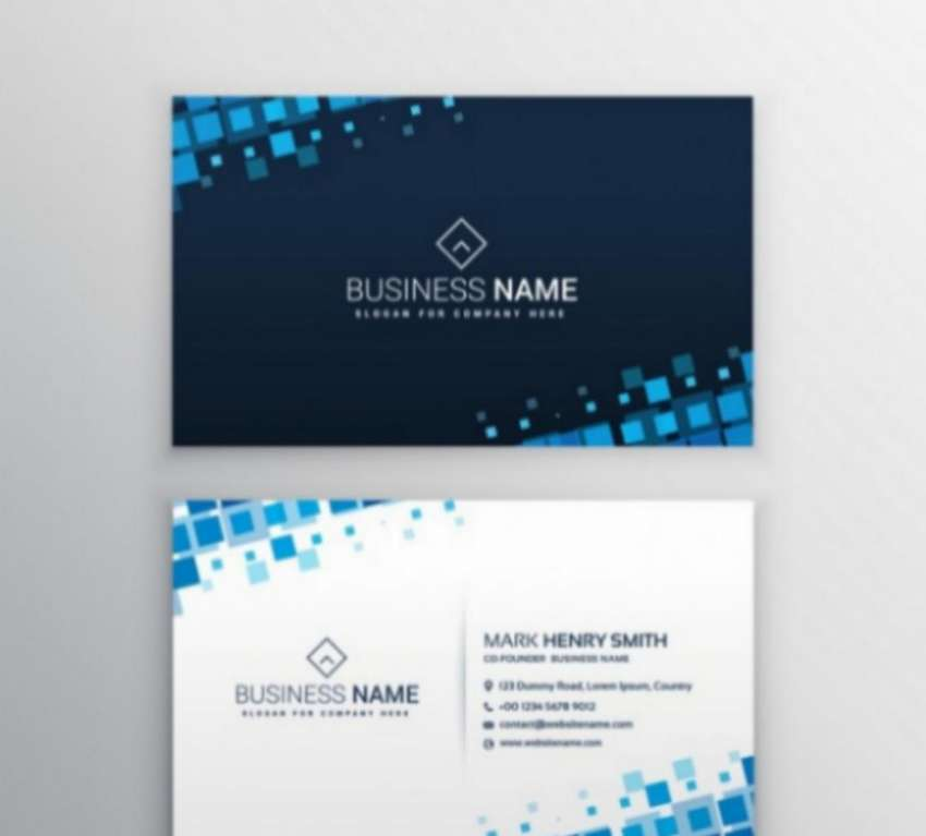 Business card printing. 0