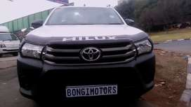 TOYOTA HILUX SINGLE CAB LONG BASE LOW RIDER GD6