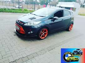 Ford Fiesta Front Lips