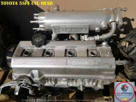 Imported used TOYOTA camry 2.2 cylinder head for sale at MYM