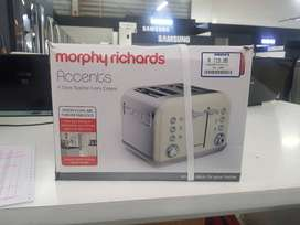 Clearance Sale on Morphy richards 4 slice Toaster