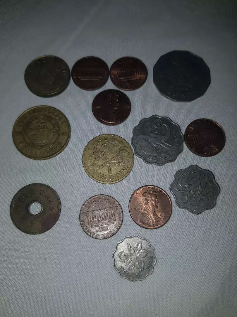 old coins 0