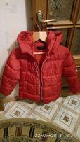 Продам осеннюю куртку для девочки