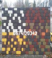 Тротуарная плитка PLATO от производителя.