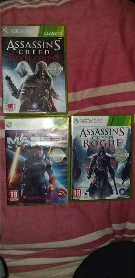 X box 360 games for sale