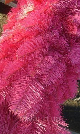 Елка сосна искусственная розовая 220 см 2018 Польша Наличие Львов - изображение 6