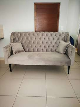 Brand new modern 3 seater couch for sale. Never used.