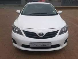 2015 model Toyota Corolla Quest very clean
