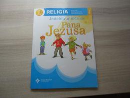 Jesteśmy w rodzinie Pana Jezusa 1 podręcznik do religii jak nowy