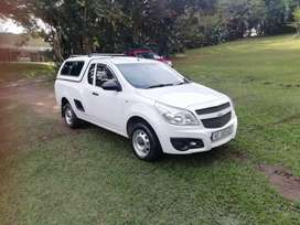 2015 CHEVROLET UTILITY BAKKIE, 1.4 CLUB. WITH AIRCON, POWER STEER,