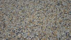 Exposed and polished aggregate concrete in & around Western Cape area