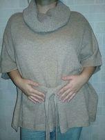 свитер (кофта) для пышной дамы 750 р только Луганск