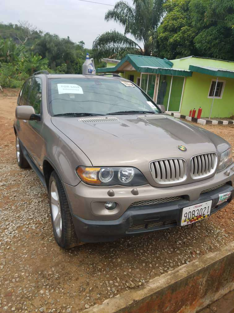 Latest Arrival, Tokunbo BMW X5 0