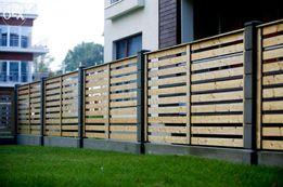 Столбы бетонные для забора, забор, огорожа