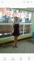 Sukienka do tańca towarzyskiego LA łaciny wzrost około 150 cm