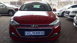 2017 Hyundai i20 1.2 Motion engine