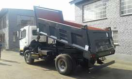 Tipper bins manufacturing(not selling trucks)