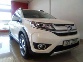 2018 HONDA BR-V ELEGANCE 1.5 VERY LOW MILEAGE PRIVATELY OWNED