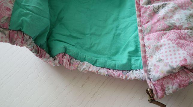 Куртка для девочки, 86 размер, демисезонная, СОСТОЯНИЕ НОВОЙ Полтава - изображение 6