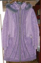 Пальто - куртка зимняя