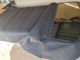 Bmw convertible roof