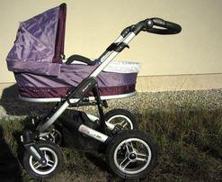 Wózek Espiro GTX 2w1 spacerówka gondola jak nowy jak darmo